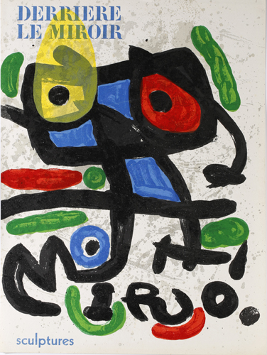 Jean Miro - Lithographie