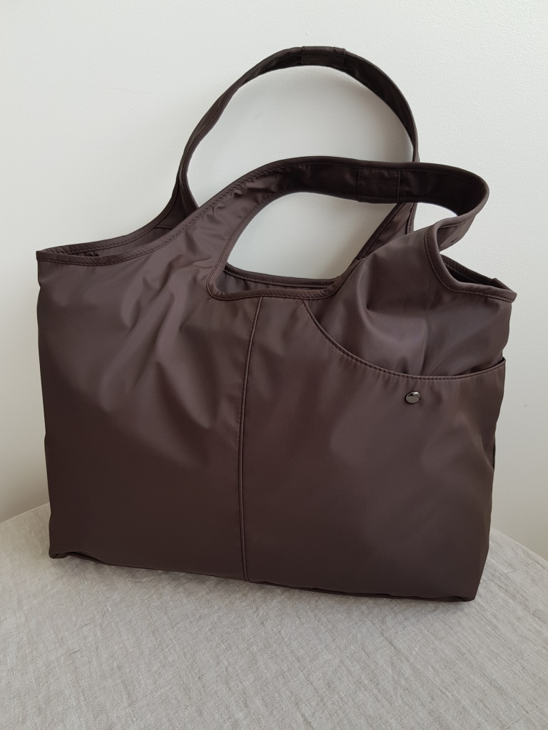 (C) The Marco Polo 'Explorer' Bag - Brown